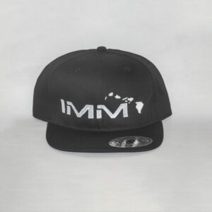 Black Intense Motorsports Maui Flex-fit Cap