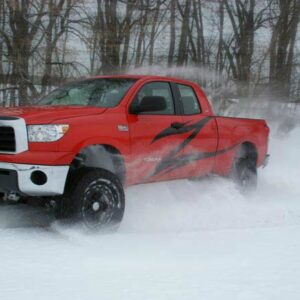 """Zone Offroad T1N 5"""" Suspension System, 2007-2015   Toyota Tundra"""